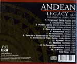 Andean Lagacy vol. 1 pan-andean collection