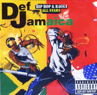 Def Jamaika - Hip-Hop & Ragga All Stars