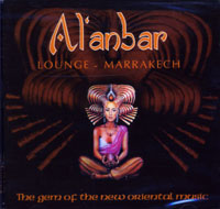Alanbar - Lounge - Marrakech vol. 1. (2 cd)