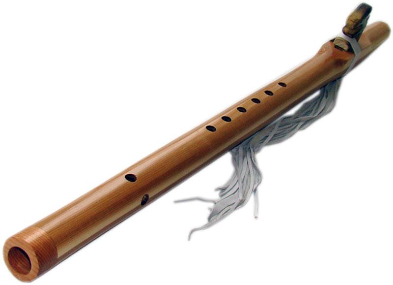Поперечная флейта своими руками