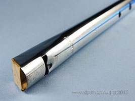 Вистл (тинвистл) The Victorian Tinwhistle (Original natural finish) D (ре)
